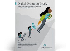 Community Brands Digital Evolution Study Cover
